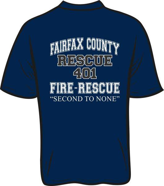 FS401 Rescue T-Shirt