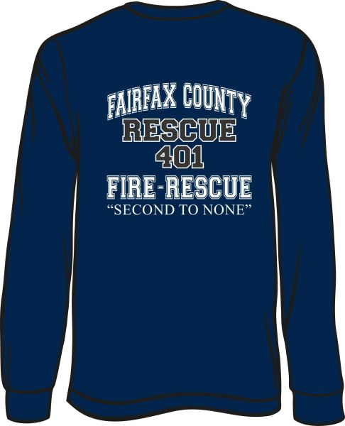 FS401 Rescue Long-Sleeve T-Shirt