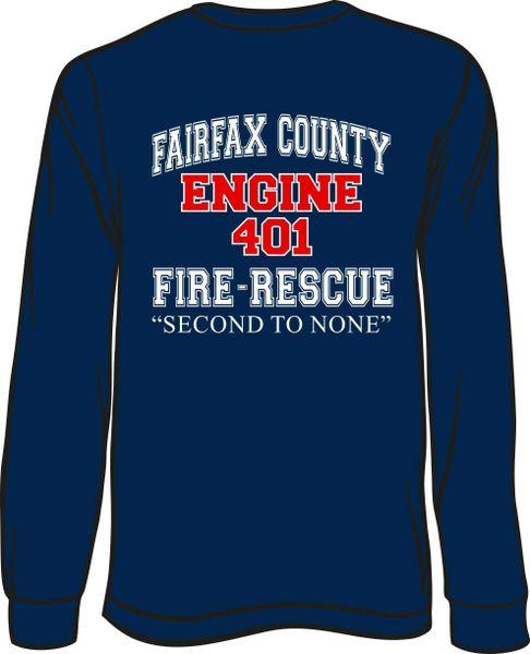 FS401 Engine Long-Sleeve T-Shirt