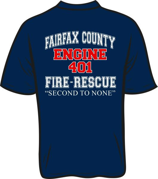 FS401 Engine T-Shirt