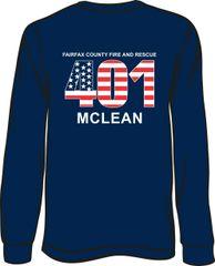 FS401 Flag Long-Sleeve T-Shirt