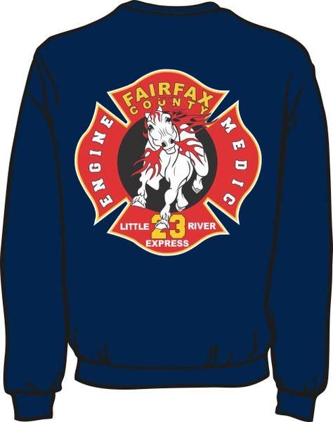 FS423 Heavyweight Sweatshirt