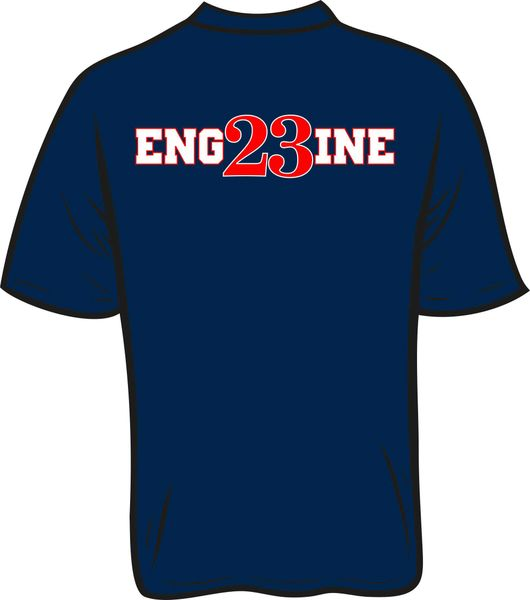 FS423 Engine T-shirt