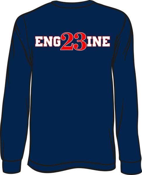 FS423 Engine Long-Sleeve T-shirt