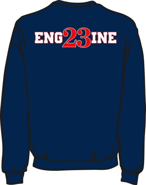 FS423 Engine Heavyweight Sweatshirt