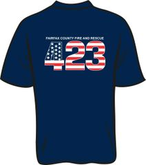 FS423 Flag T-shirt