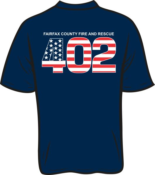 FS402 Flag T-shirt