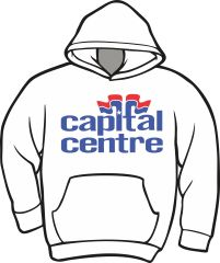 Capital Centre Hoodie