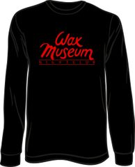 Wax Museum Long-Sleeve T-Shirt