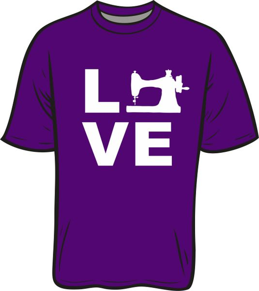 Love Sewing T-Shirt
