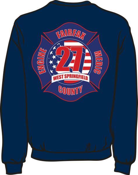 FS427 Lightweight Sweatshirt