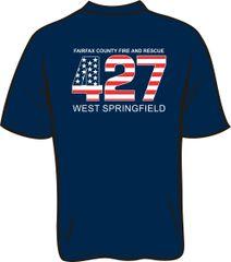 FS427 Flag T-shirt