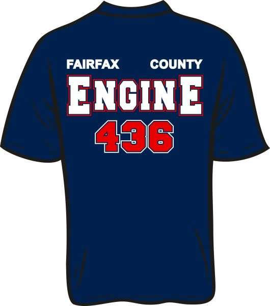 FS436 Engine T-Shirt
