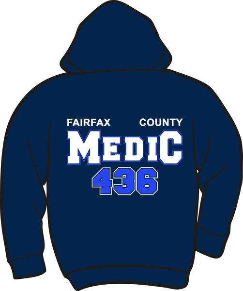 FS436 Medic Heavyweight Hoodie