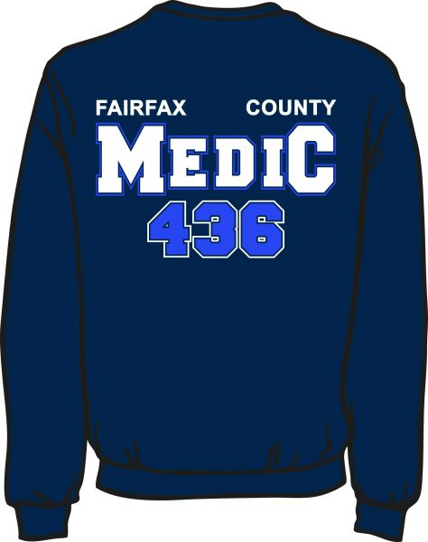 FS436 Medic Heavyweight Sweatshirt