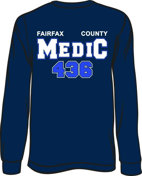 FS436 Medic Long-Sleeve T-shirt