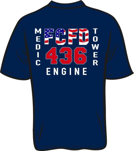 FS436 Station T-Shirt
