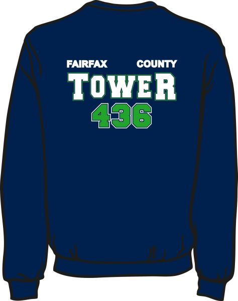 FS436 Tower Heavyweight Sweatshirt