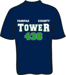FS436 Tower T-Shirt
