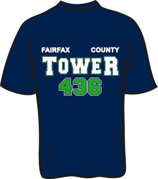 FS436 Tower T-Shirt
