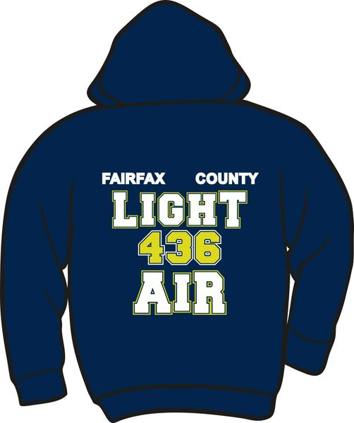 FS436 Light & Air Lightweight Hoodie