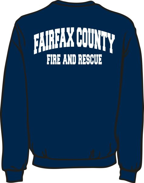 Fire & Rescue Heavyweight Sweatshirt