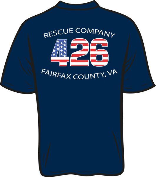 FS426 Rescue T-shirt