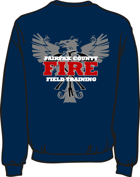 FTO Fire & Rescue Heavyweight Sweatshirt
