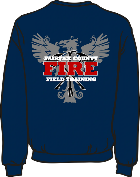 FTO Fire & Rescue Lightweight Sweatshirt