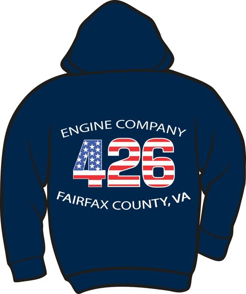 FS426 Engine Heavyweight Hoodie