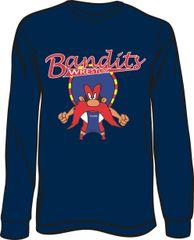 Bandits Wrestling Long-Sleeve T