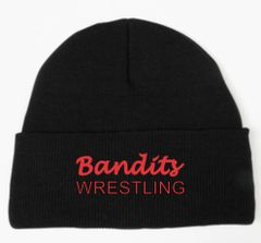 Bandits Wrestling Beanie