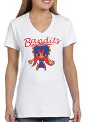 Bandits Wrestling V-neck