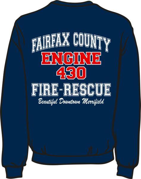 FS430 Engine Lightweight Sweatshirt