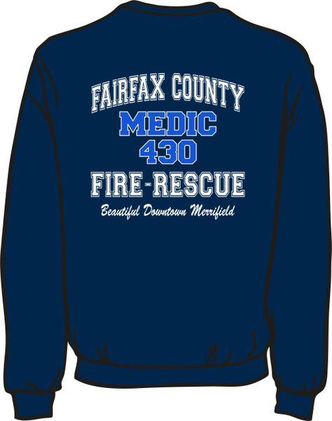 FS430 Medic Heavyweight Sweatshirt