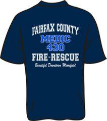 FS430 Medic T-shirt