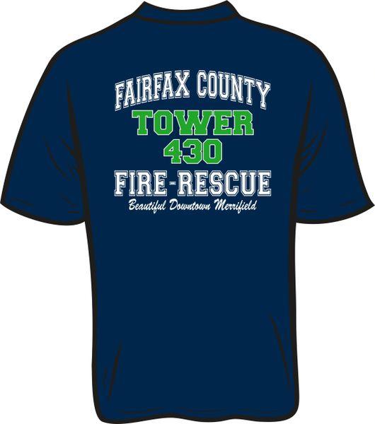 FS430 Tower T-shirt
