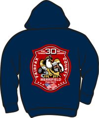 FS430 Patch Heavyweight Hoodie