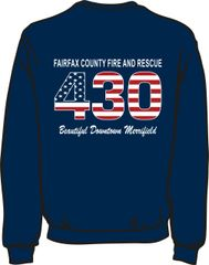 FS430 Flag Heavyweight Sweatshirt