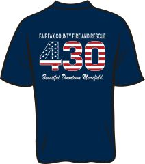FS430 Flag T-shirt