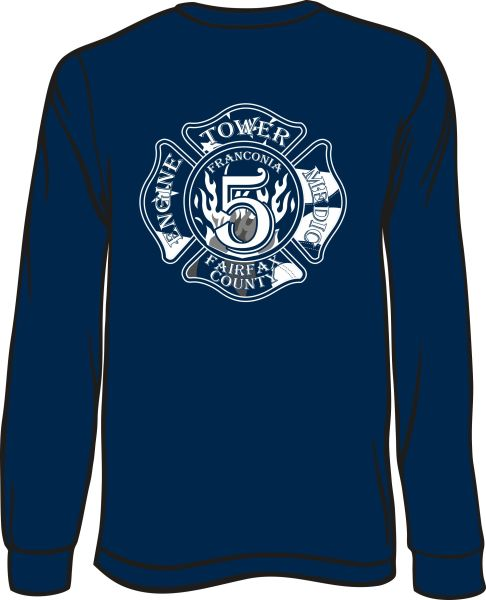 FS405 Patch Long-Sleeve T-shirt