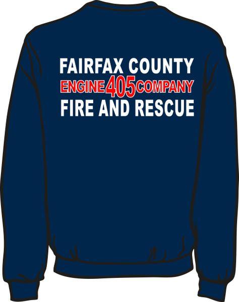 FS405 Engine Lightweight Sweatshirt