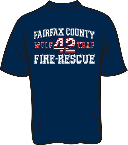 FS442 Flag T-shirt