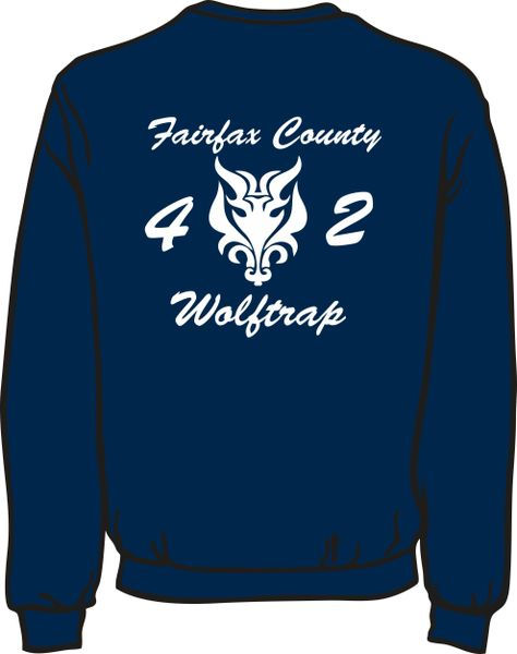 FS442 Wolftrap Heavyweight Sweatshirt