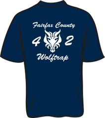 FS442 Wolftrap T-shirt