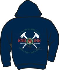 FS429 Engine Heavyweight Zipper Hoodie