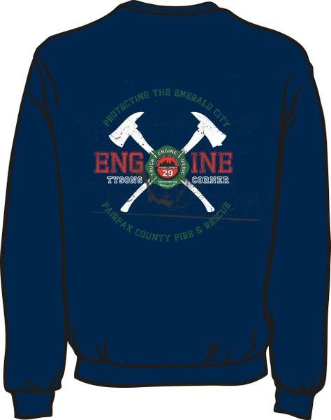 FS429 Engine Lightweight Sweatshirt