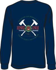 FS429 Engine Long-Sleeve T-shirt