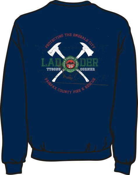 FS429 Ladder Heavyweight Sweatshirt