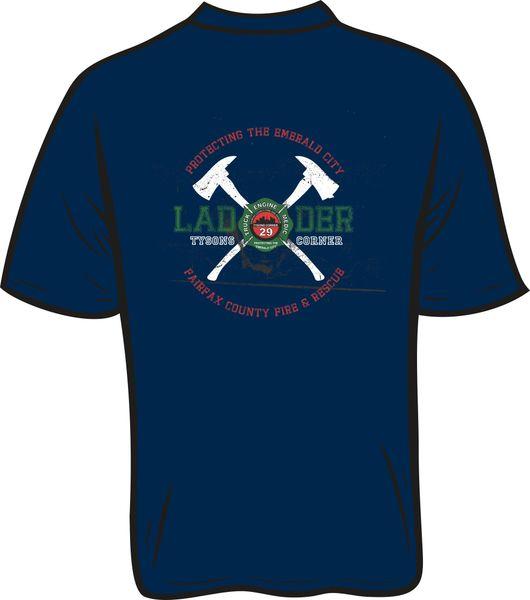 FS429 Ladder T-shirt
